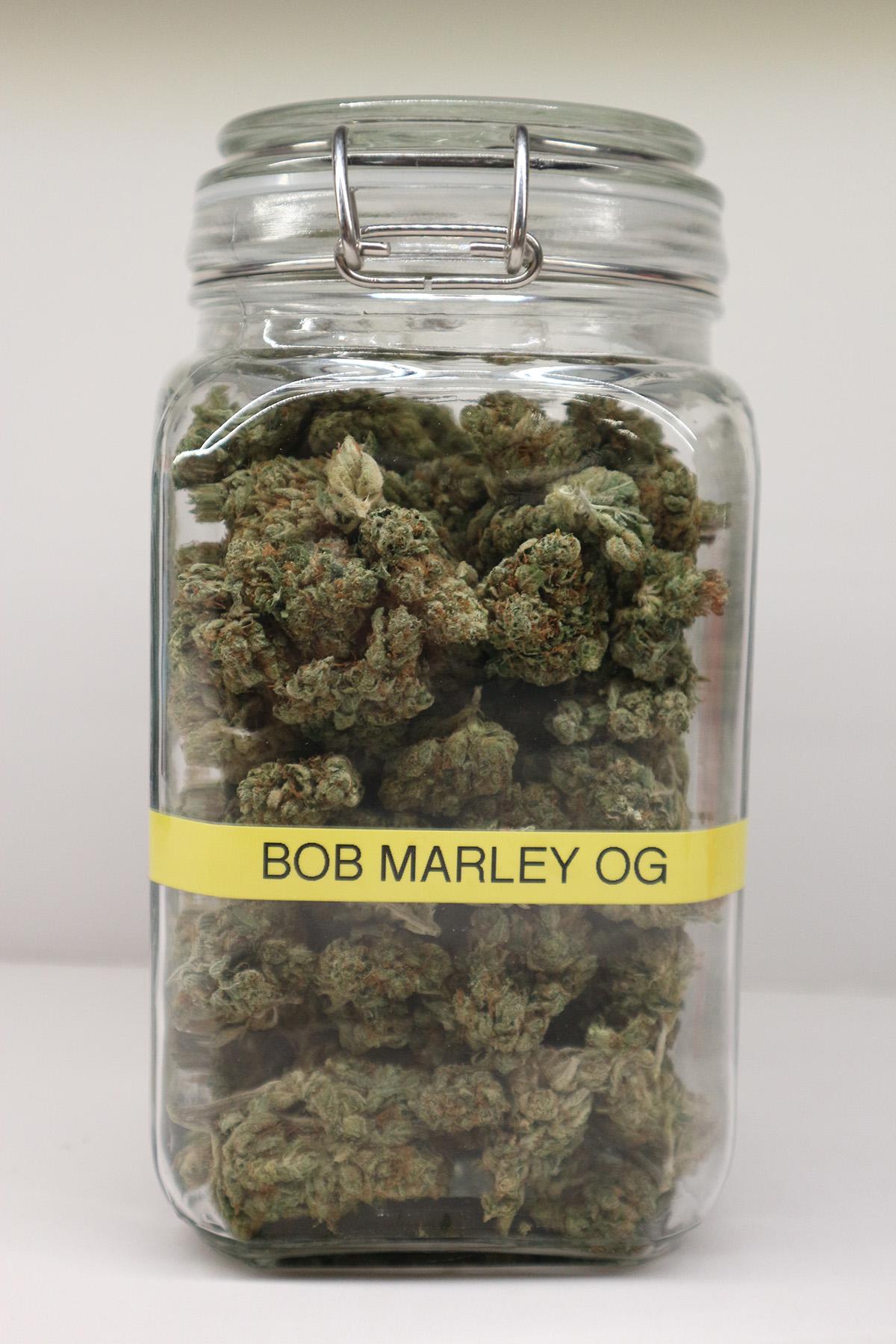 Bob Marley OG
