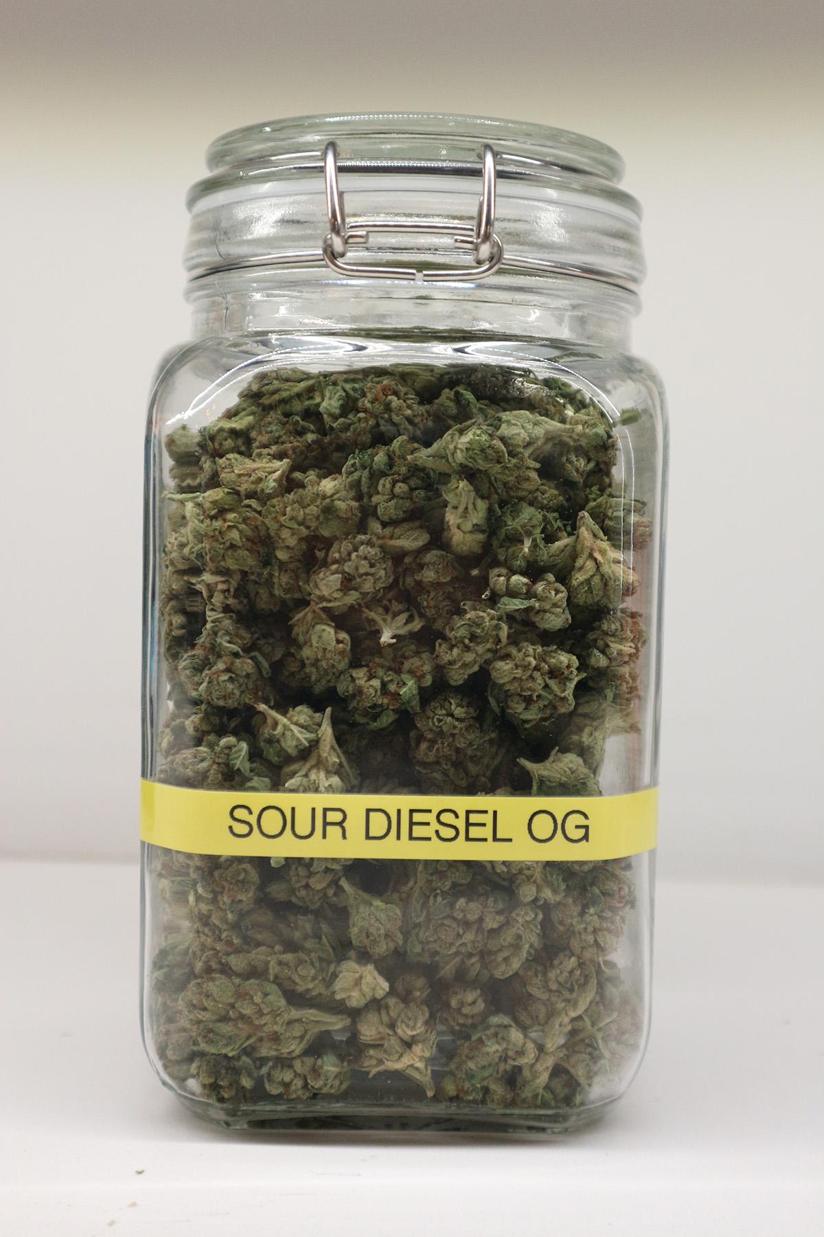 Sour Diesel OG